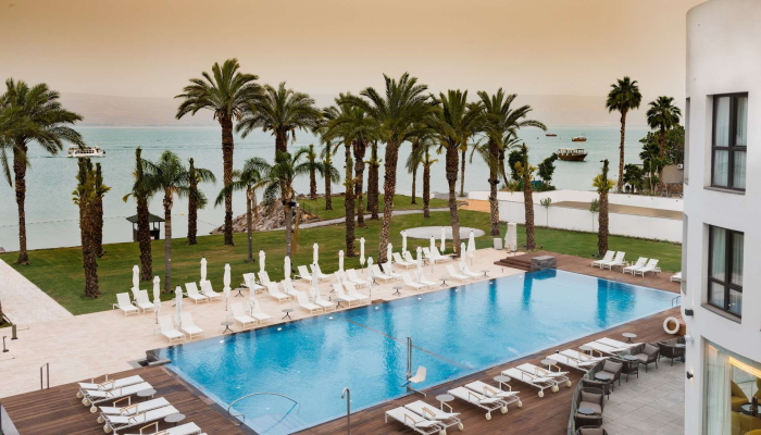 U Boutique Kinneret Hotel by the Sea of Galilee