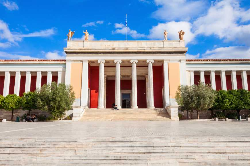 41 places to get your culture fix in athens national archaeological body