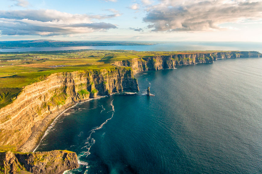 Travel Experiences in Europe Cliffs of Mohe