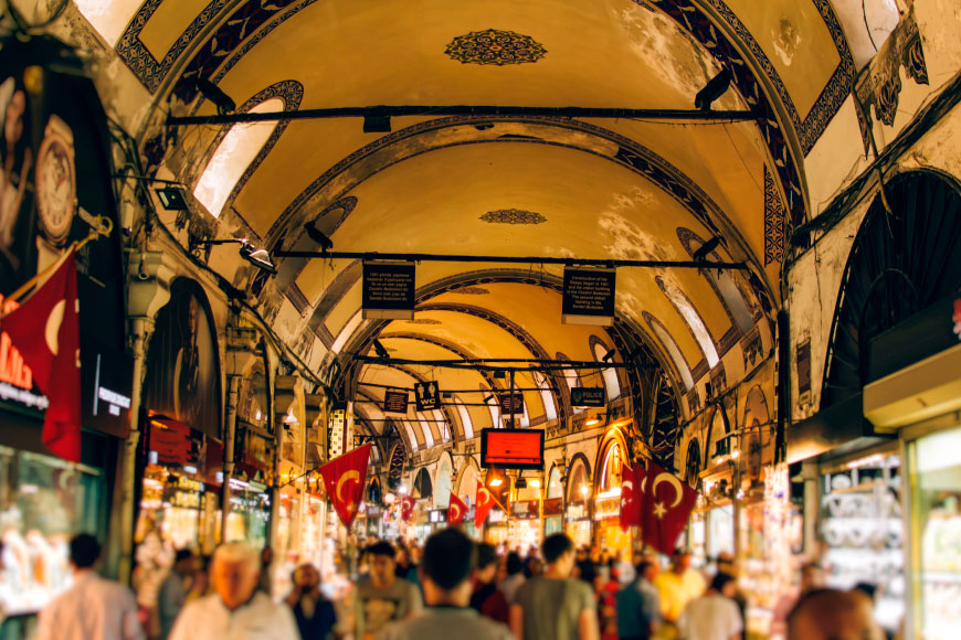 Travel Experiences in Europe Istanbul