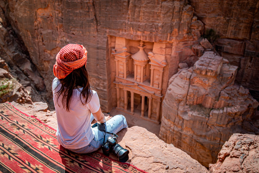 Travel Experiences in Europe Petra