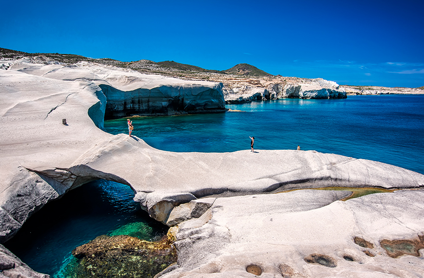 Undiscovered Greek Islands to Get Off the Beatten Track Milos