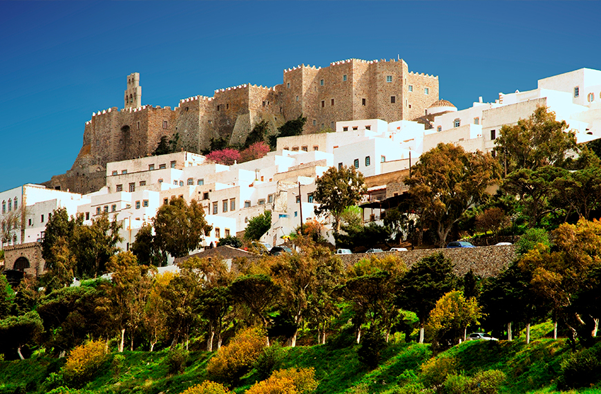 Undiscovered Greek Islands to Get Off the Beatten Track Patmos