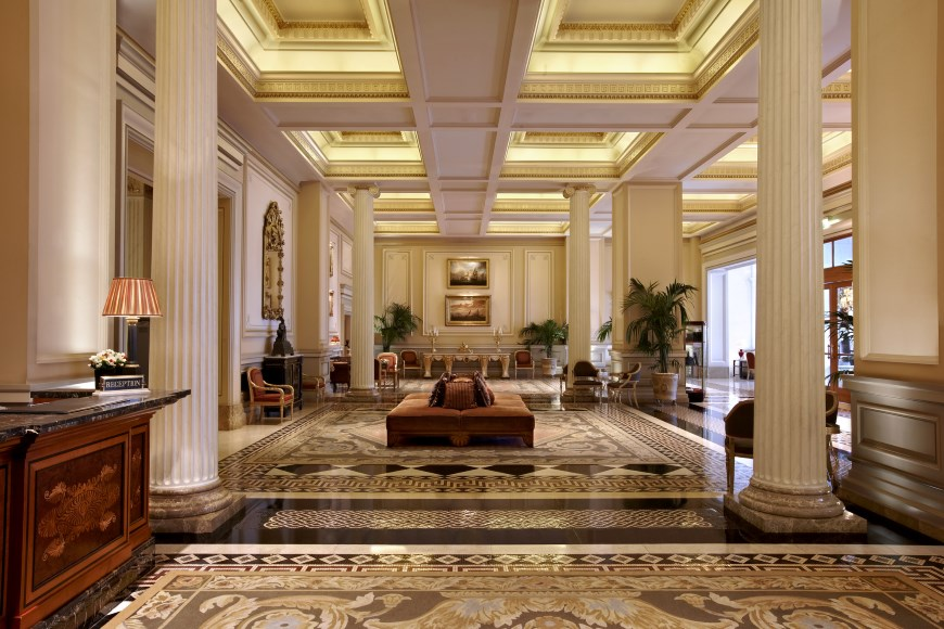 six amazing hotels in downtown athens grande bretagne 2