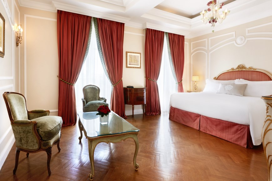 six amazing hotels in downtown athens king george