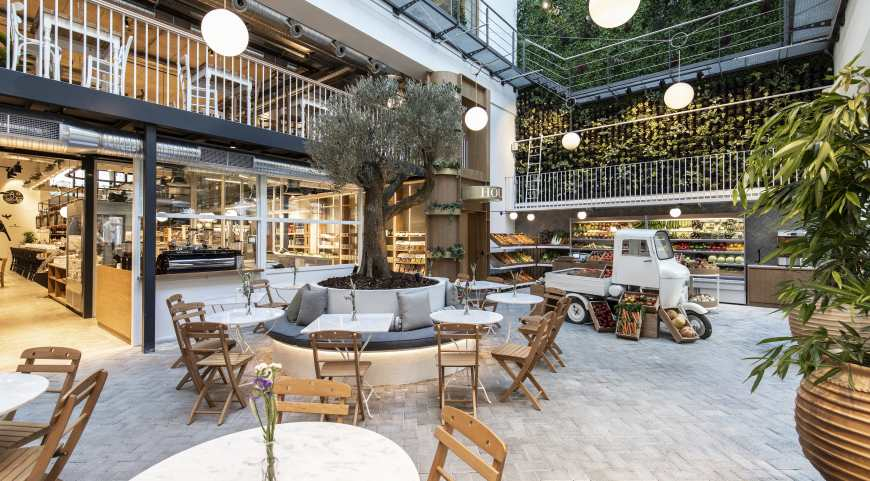 the best foodie experiences in downtown athens ergon house