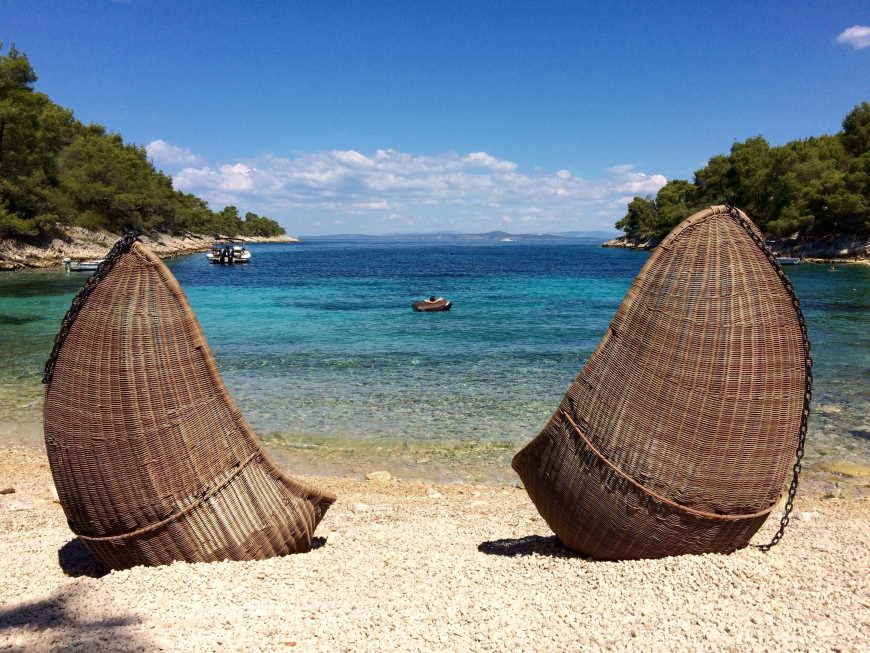 two itinerary ideas to see croatia hvar