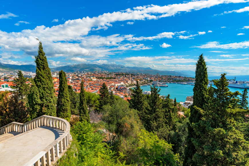 two itinerary ideas to see croatia split