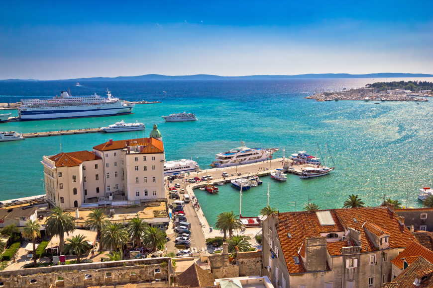 two itinerary ideas to see croatia split 2