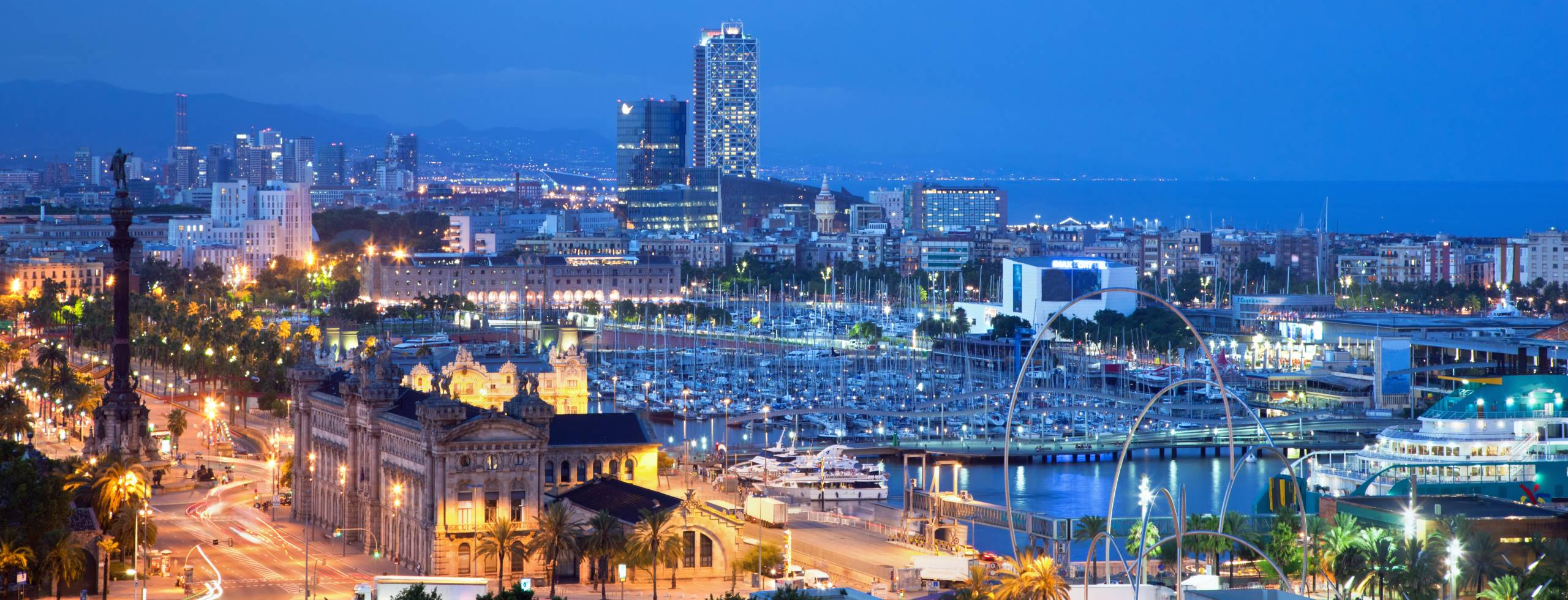Barcelona Vacation Packages Tours Honeymoon Travel Barcelona - Spain vacation